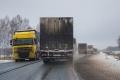 Движения большегрузов по автомобильным дорогам временно ограничено