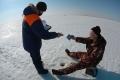 Весенний лед таит опасность