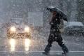 Штормовое предупреждение: ожидаются сильные осадки в виде мокрого снега
