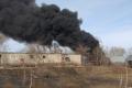 Участились случаи возгорания сухой травы