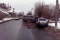 В Шадринске в ДТП пострадал водитель