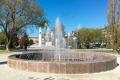 В Шадринске начал работать обновленный фонтан
