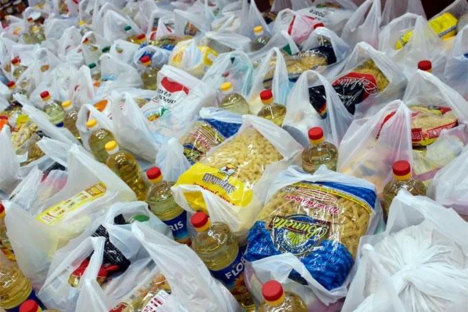 Новая мера поддержки: Нуждающиеся будут получать продуктовые наборы