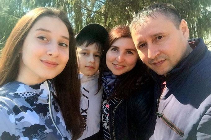 Семья Вахитовых заняла первое место в номинации «Семья - хранитель традиций»
