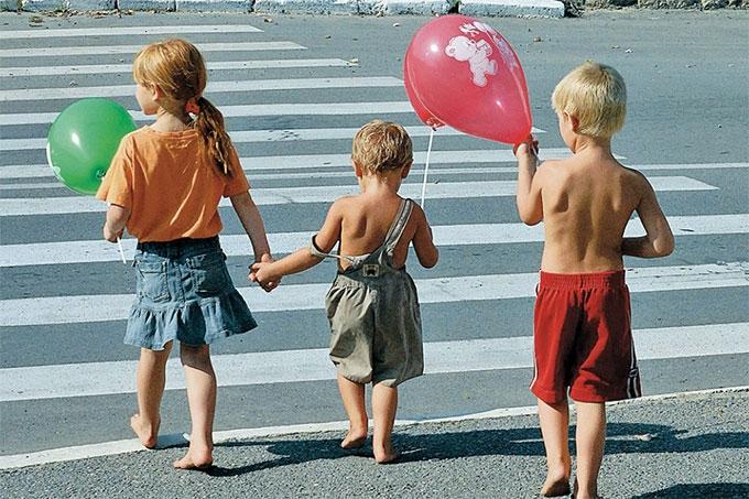 Госавтоинспекция усиливает контроль за безопасностью детей на дороге