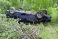 В Альменевском районе погиб водитель