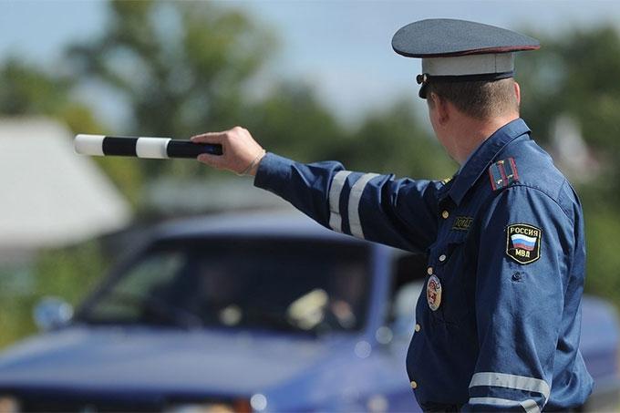 В Шадринске за выходные дни выявлено 3 пьяных водителя