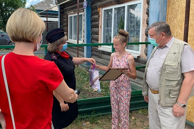 Вероника Суханова - победительница регионального этапа конкурса «Полицейский Дядя Степа»