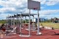 В Шадринске построена новая спортивная площадка