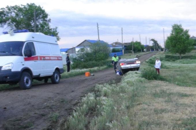 По вине пьяного водителя погибли сразу 3 пассажира