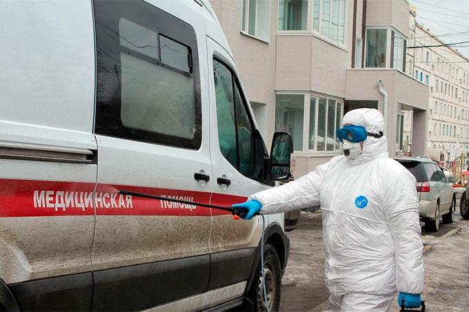 В Шадринске выявлен новый случай COVID-19