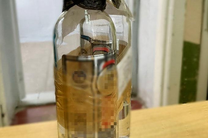Житель Шадринска подозревается в незаконной продаже алкоголя