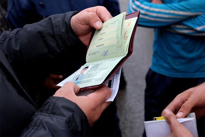За первое полугодие выявлено 25 нарушений миграционного учета