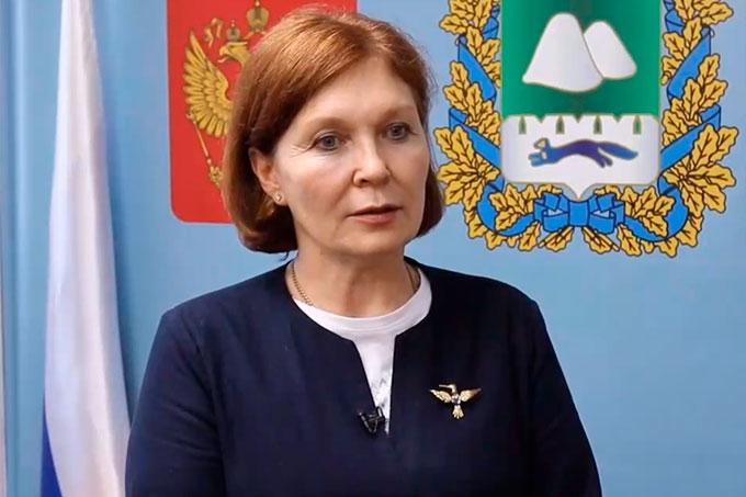 Лариса Кокорина прокомментировала ситуацию с ростом заболеваемости коронавирусом в регионе