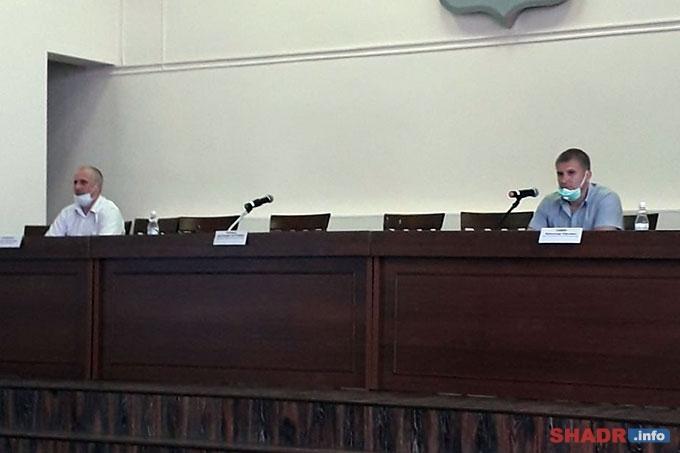 Глава города предложил снять с поста председателя Шадринской городской Думы