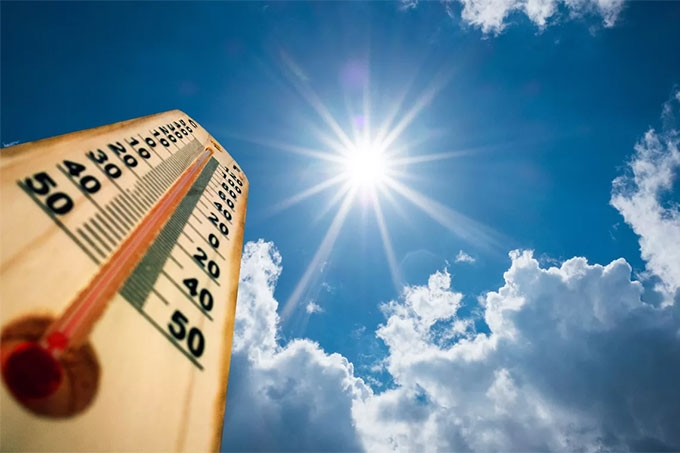 Аномальная жара еще вернется в регион