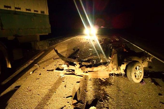 На трассе в ДТП погибли 2 человека