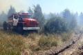 Более 130 человек и 40 единиц техники: В Зауралье тушат крупный лесной пожар