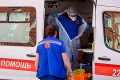 Количество вновь заболевших в регионе снижается