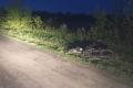 Пьяный мотоциклист перевозил сразу 2-х пассажиров и стал виновником ДТП