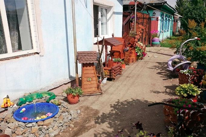 """Подведены итоги 15-го ежегодного конкурса """"Шадринские дворики"""""""