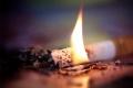 Причина большинства пожаров в Курганской области – человеческий фактор