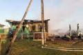 В деревне Чуварино в пожаре погибло 2 человека