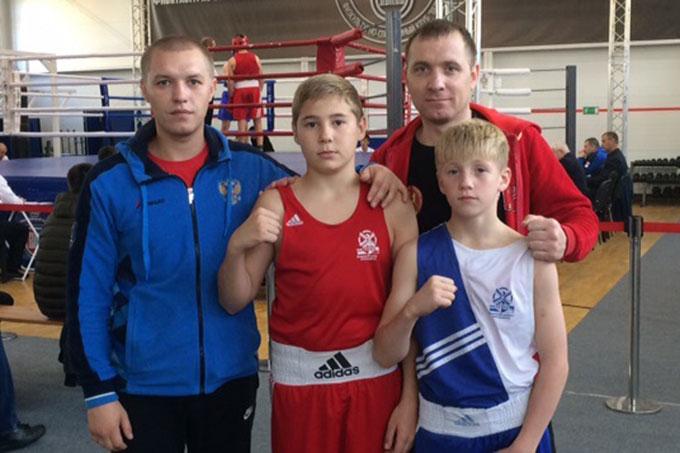 Шадринские боксеры стали победителями и призерами крупного турнира