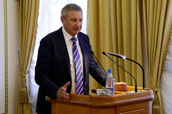 Сергей Муратов будет представлять Курганскую область в Совете Федерации