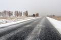 Движение пассажирского транспорта на дорогах области остановлено