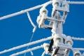 Ураганный ветер повалил более 40 опор воздушной линии