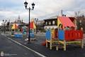 На набережной появились скейт-зона и детская площадка