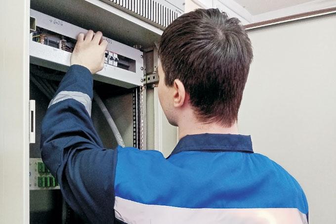 Цифровизации сельских сетей связи выполнена на 80%