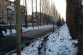 Работы на пешеходной зоне по улице Свердлова продолжаются