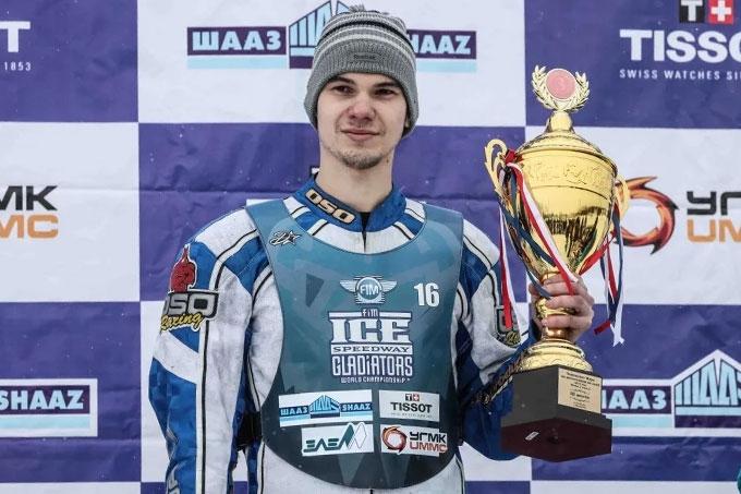 Константин Коленкин в списке участников на Чемпионат Европы