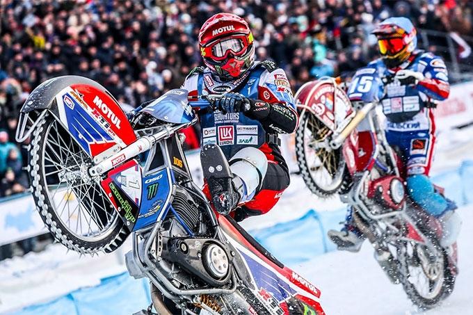 В Шадринске могут отменить гонку полуфинала ЛЧР по ледовому спидвею