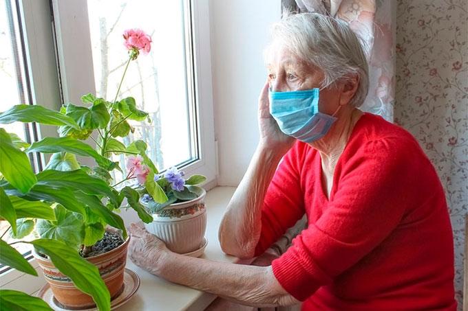 Режим обязательной самоизоляции для граждан старше 65 лет продлевается