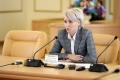 Анастасия Золотухина - новый начальник Главного управления социальной защиты населения Курганской области