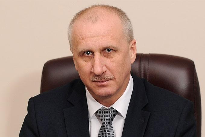 Новогоднее обращение Главы города Виктора Ермишкина
