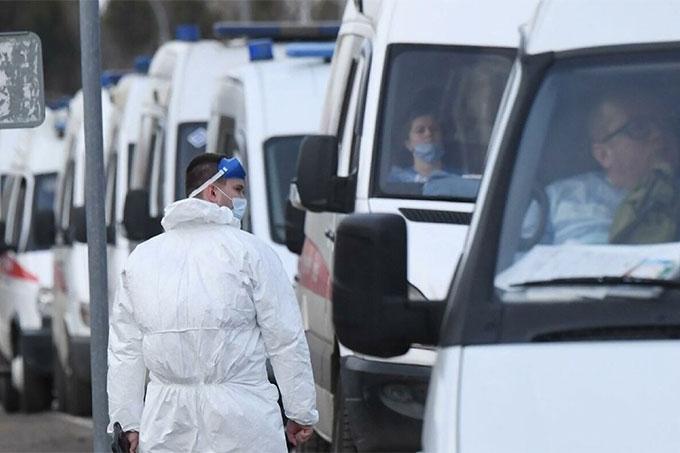 В регионе за сутки подтвержден 101 новый случай коронавируса