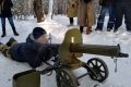 Военно-исторический клуб «Штандартъ» провел традиционное мероприятие «Рождественские маневры»