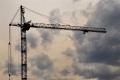 В Кургане подросток упал с башенного крана