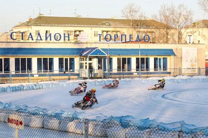 В текущем сезоне в Шадринске пройдет еще 2 гонки по ледовому спидвею