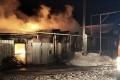 В Далматово очевидцы спасли при пожаре трех пенсионеров