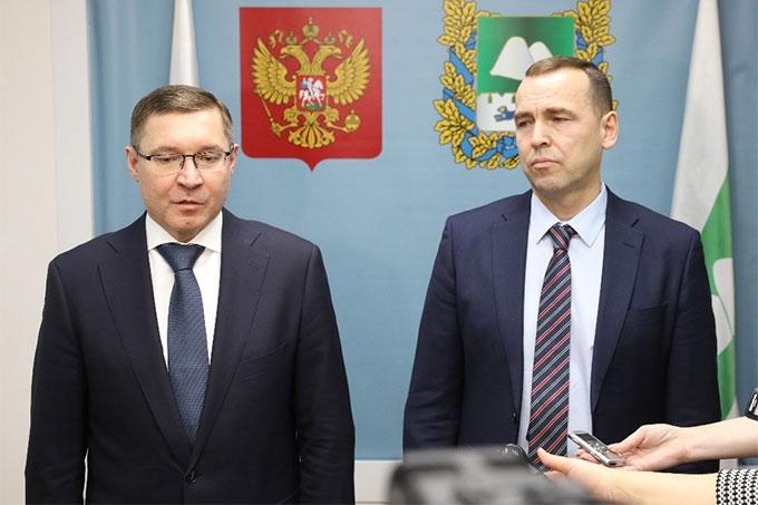 "Владимир Якушев: ""Ситуация с коронавирусом в регионе под контролем"""