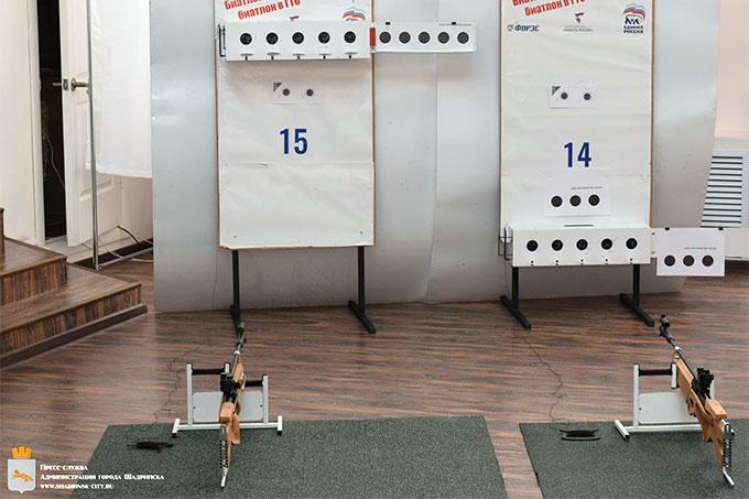 В Шадринских школах начнут развивать биатлон