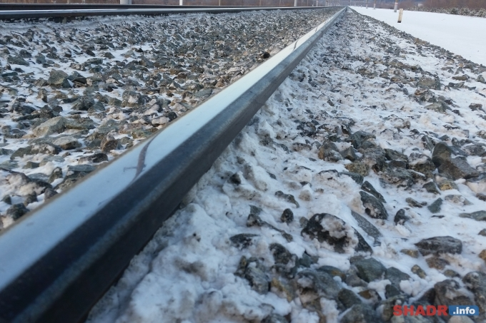В Курганской области поездом смертельно травмирован мужчина