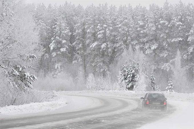 Штормовое предупреждение: В регионе ожидаются очень сильные снегопады