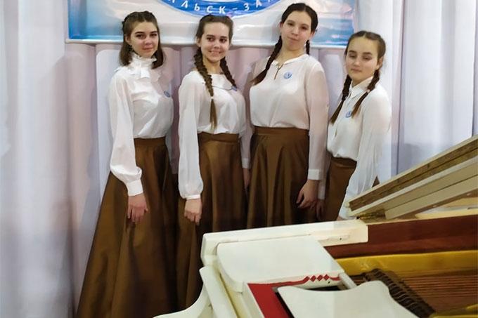 Фортепианный квартет «Ассоль» пригласили выступить в легендарном Мраморном зале Мирабельхолла