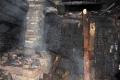 В Шадринске при пожаре погиб мужчина